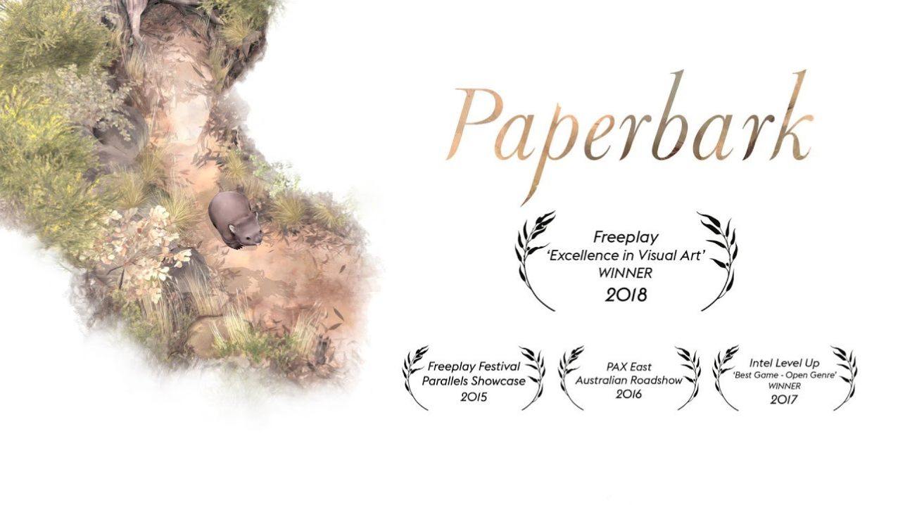 Cover image of Paperbark game