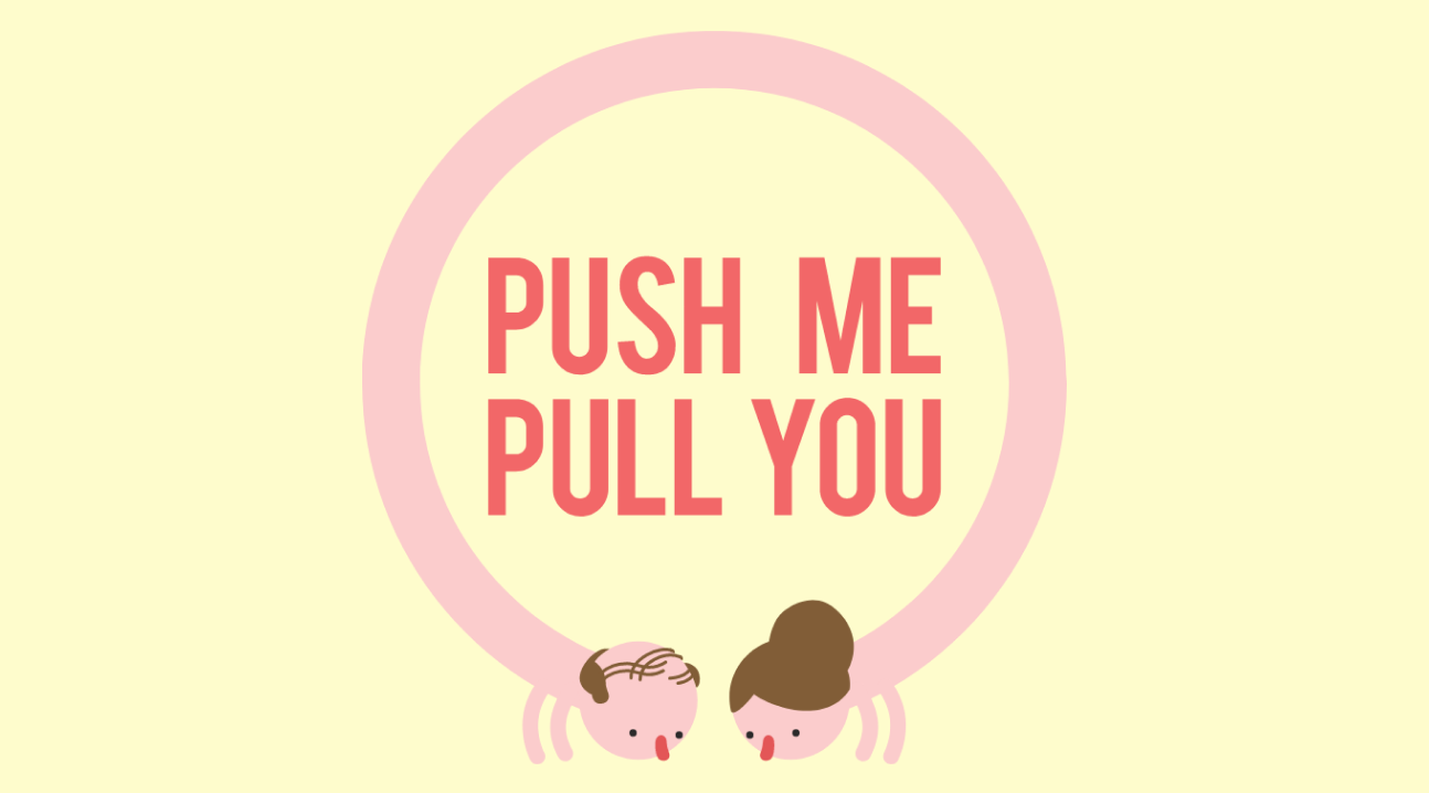 Cover image of Push Me Pull You game